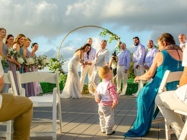 Tony and Heather's Wedding in Aguadilla, Puerto Rico 4