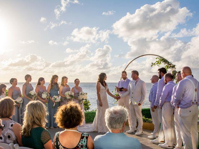Tony and Heather's Wedding in Aguadilla, Puerto Rico 5
