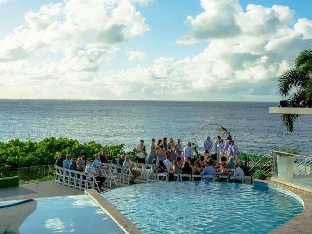 Tony and Heather's Wedding in Aguadilla, Puerto Rico 6