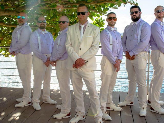 Tony and Heather's Wedding in Aguadilla, Puerto Rico 11