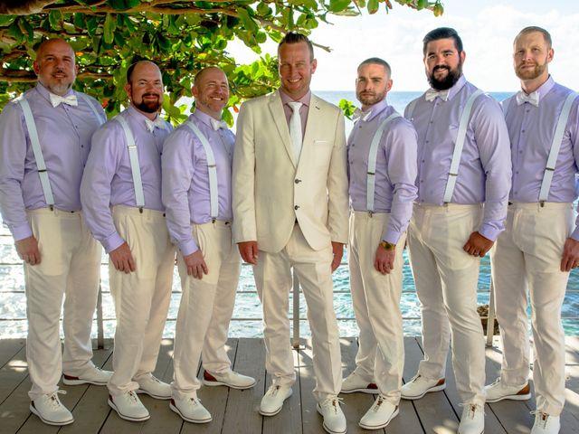 Tony and Heather's Wedding in Aguadilla, Puerto Rico 12