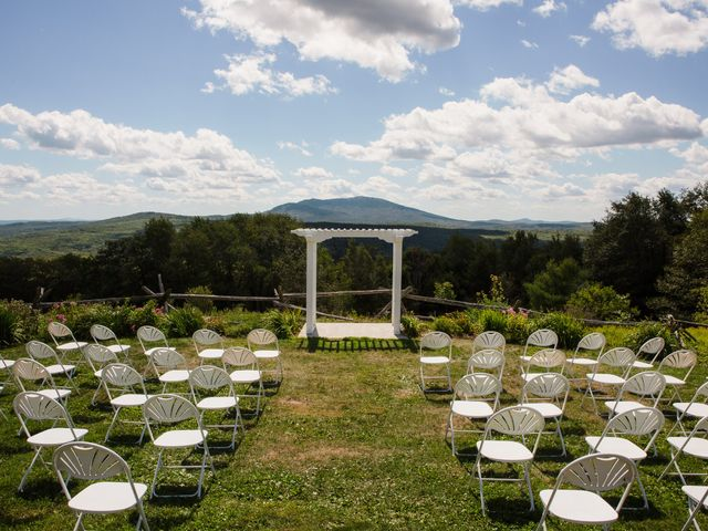 Rich and Jordan's Wedding in Harrisville, New Hampshire 3