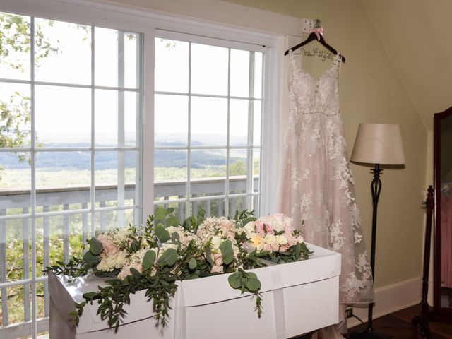 Rich and Jordan's Wedding in Harrisville, New Hampshire 8