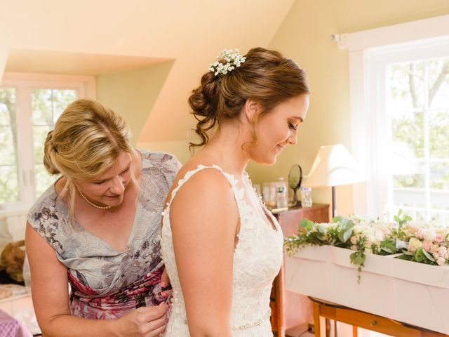 Rich and Jordan's Wedding in Harrisville, New Hampshire 13