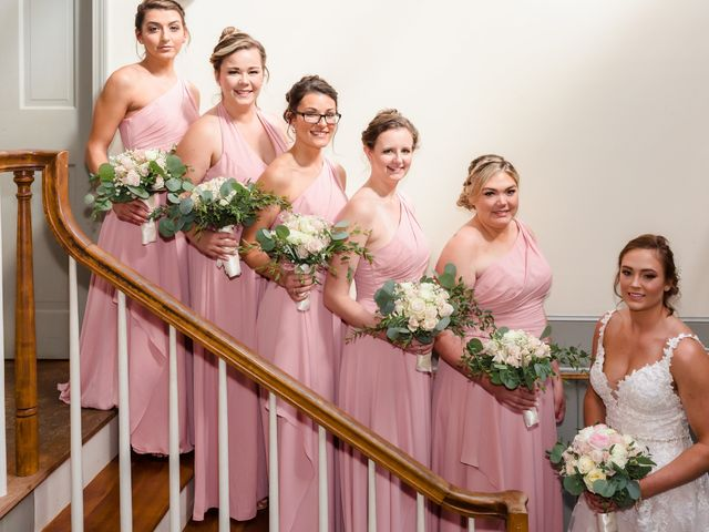 Rich and Jordan's Wedding in Harrisville, New Hampshire 15