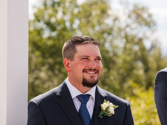 Rich and Jordan's Wedding in Harrisville, New Hampshire 28
