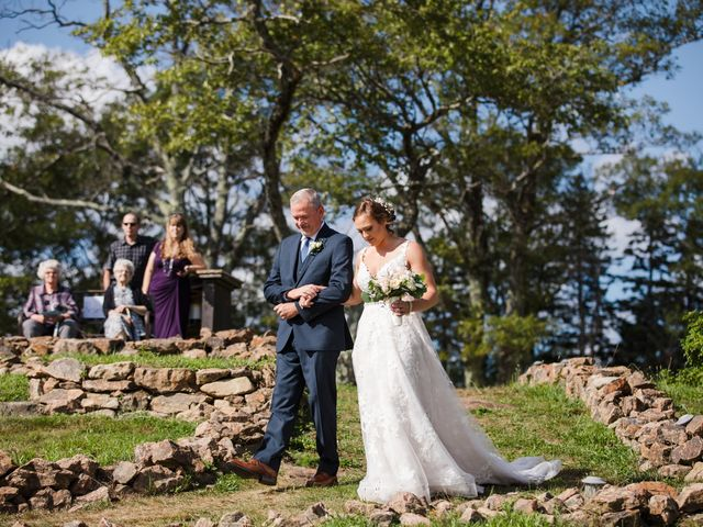 Rich and Jordan's Wedding in Harrisville, New Hampshire 29