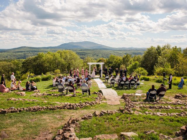 Rich and Jordan's Wedding in Harrisville, New Hampshire 30