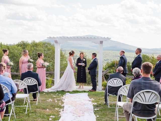 Rich and Jordan's Wedding in Harrisville, New Hampshire 31