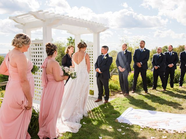 Rich and Jordan's Wedding in Harrisville, New Hampshire 32