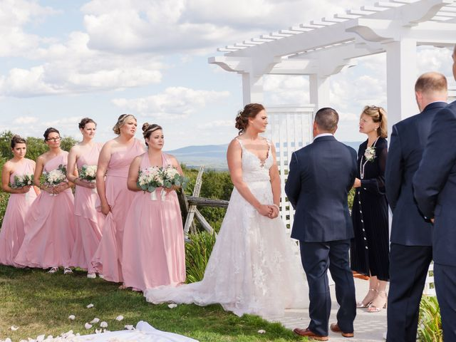 Rich and Jordan's Wedding in Harrisville, New Hampshire 34
