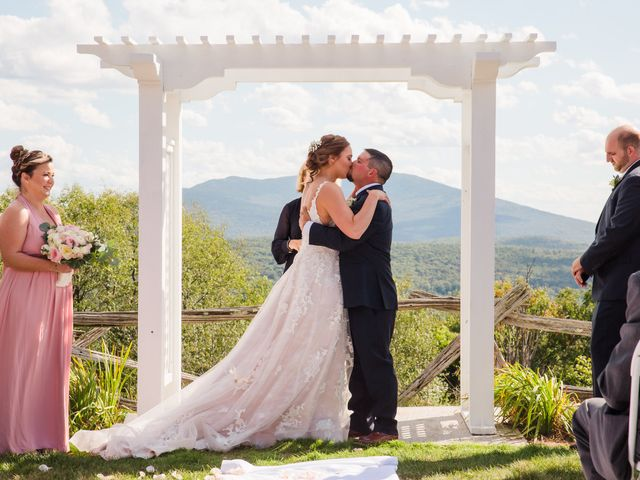 Rich and Jordan's Wedding in Harrisville, New Hampshire 35