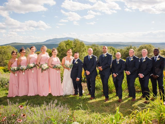 Rich and Jordan's Wedding in Harrisville, New Hampshire 36