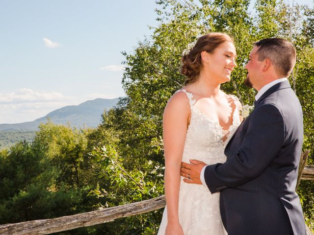 Rich and Jordan's Wedding in Harrisville, New Hampshire 38