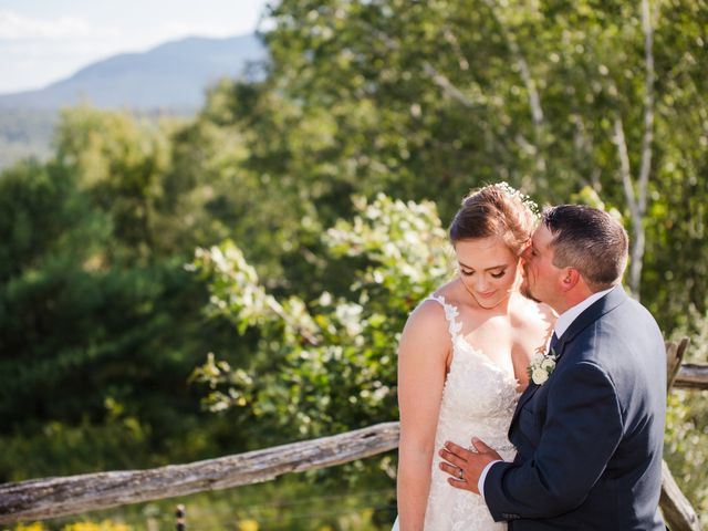Rich and Jordan's Wedding in Harrisville, New Hampshire 39