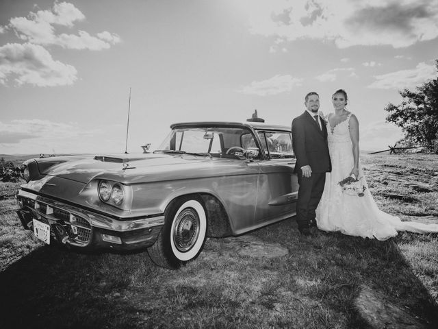 Rich and Jordan's Wedding in Harrisville, New Hampshire 40
