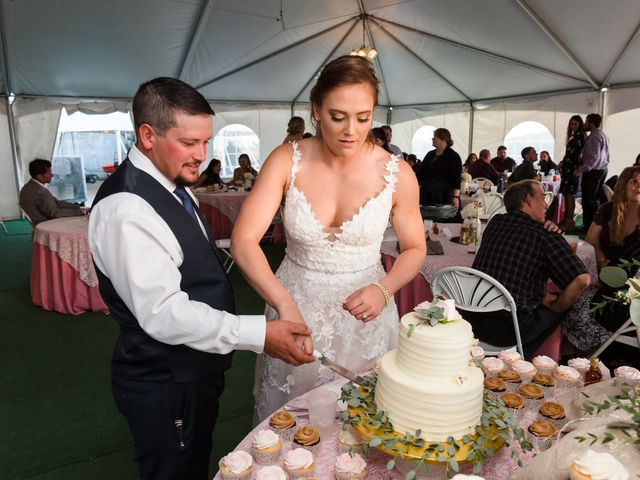 Rich and Jordan's Wedding in Harrisville, New Hampshire 47