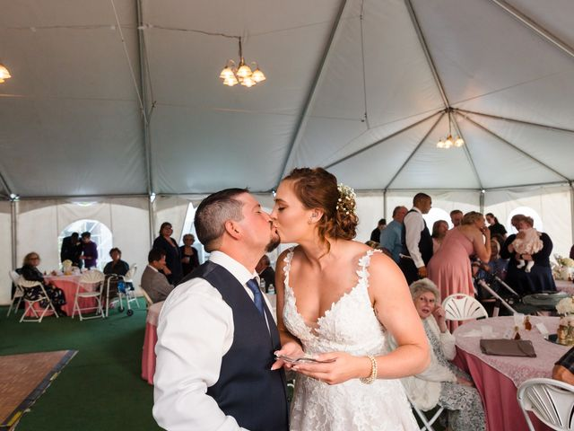 Rich and Jordan's Wedding in Harrisville, New Hampshire 49