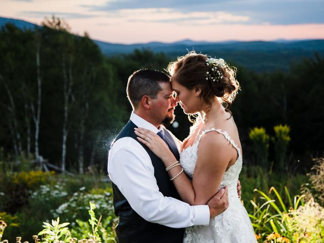 Rich and Jordan's Wedding in Harrisville, New Hampshire 53