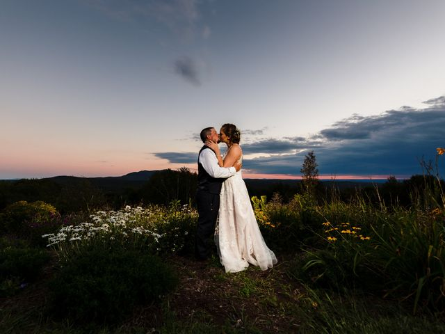 Rich and Jordan's Wedding in Harrisville, New Hampshire 1