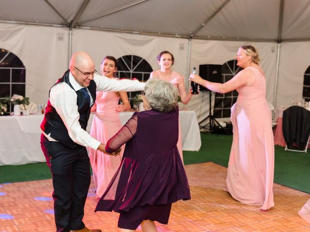 Rich and Jordan's Wedding in Harrisville, New Hampshire 56