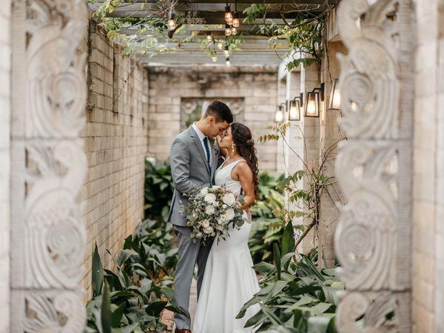 Clayton and Julia's Wedding in Maitland, Florida 2