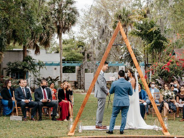 Clayton and Julia's Wedding in Maitland, Florida 22