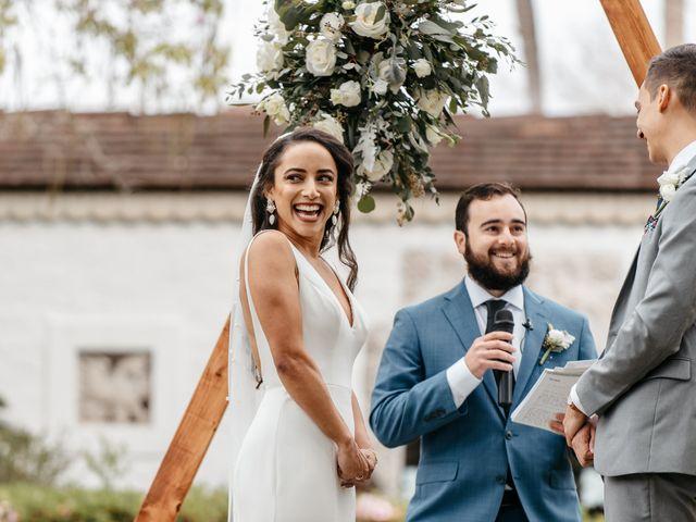Clayton and Julia's Wedding in Maitland, Florida 23
