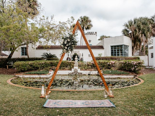 Clayton and Julia's Wedding in Maitland, Florida 29