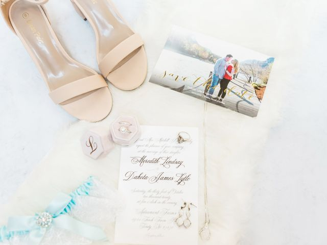 Dakota  and Meredith 's Wedding in Trinity, North Carolina 1