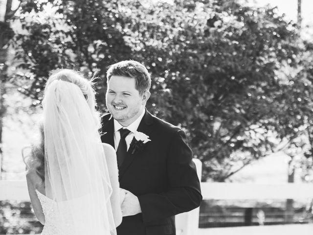 Dakota  and Meredith 's Wedding in Trinity, North Carolina 5
