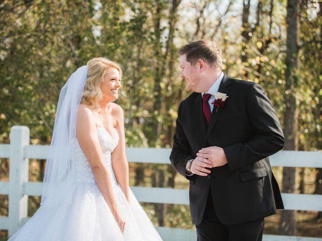 Dakota  and Meredith 's Wedding in Trinity, North Carolina 2