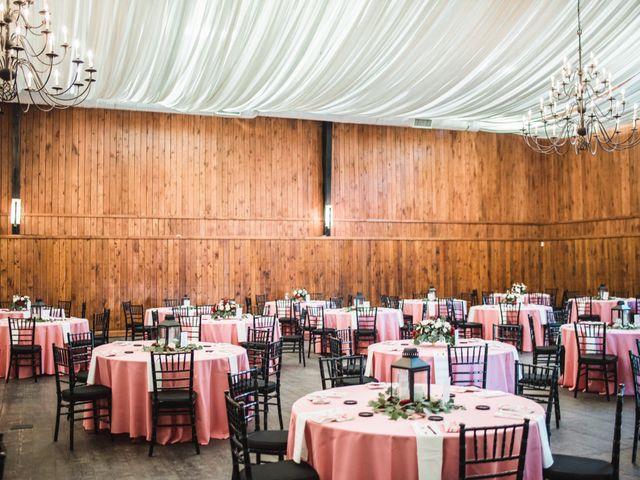 Dakota  and Meredith 's Wedding in Trinity, North Carolina 10