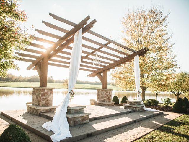 Dakota  and Meredith 's Wedding in Trinity, North Carolina 12