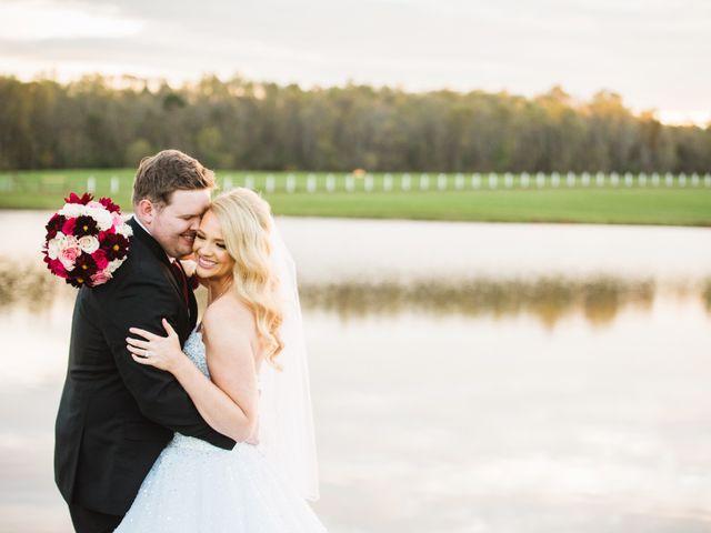 Dakota  and Meredith 's Wedding in Trinity, North Carolina 13