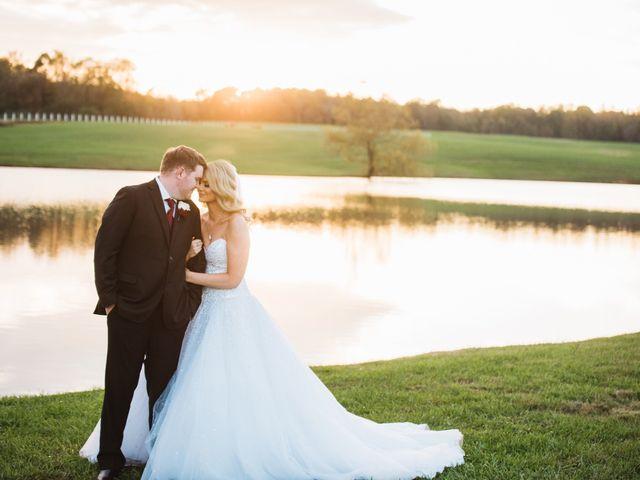Dakota  and Meredith 's Wedding in Trinity, North Carolina 14