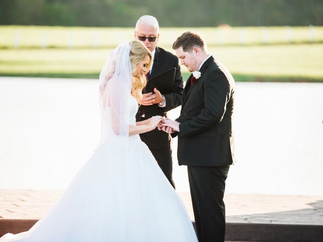 Dakota  and Meredith 's Wedding in Trinity, North Carolina 15