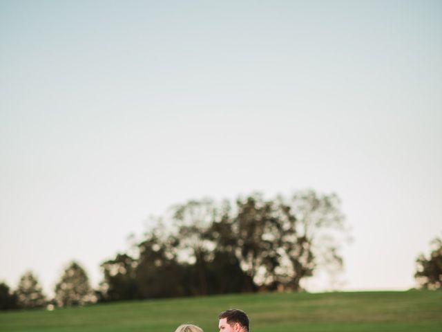 Dakota  and Meredith 's Wedding in Trinity, North Carolina 17