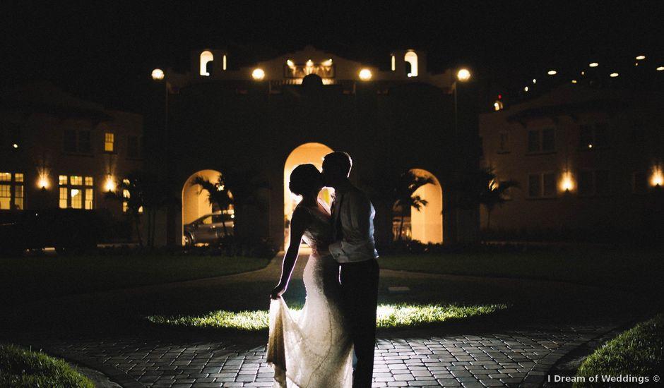 Steve and Liseil's Wedding in Dunedin, Florida