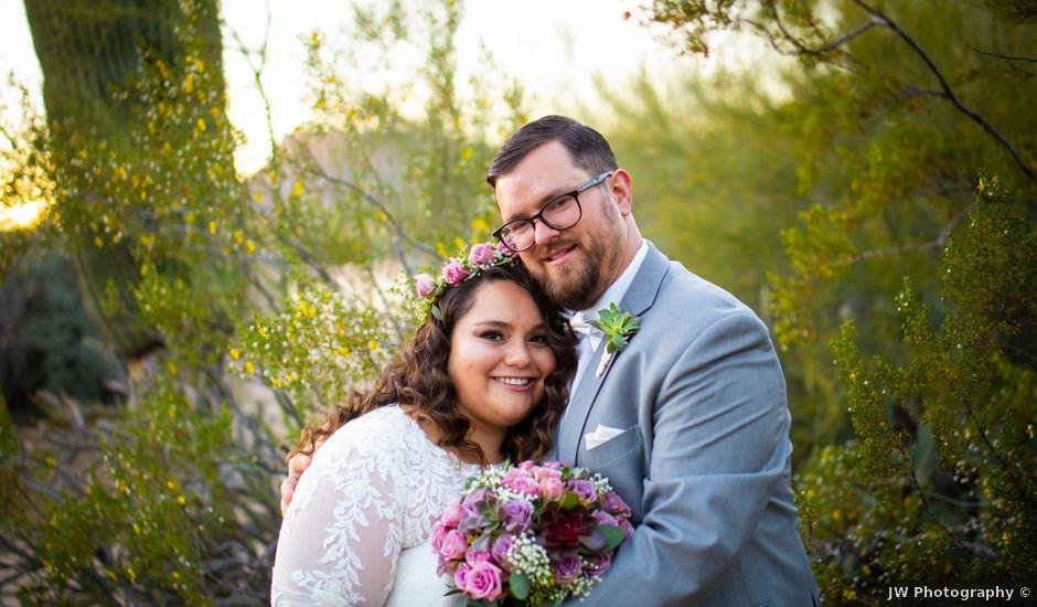 Sara and Michael's Wedding in Tucson, Arizona