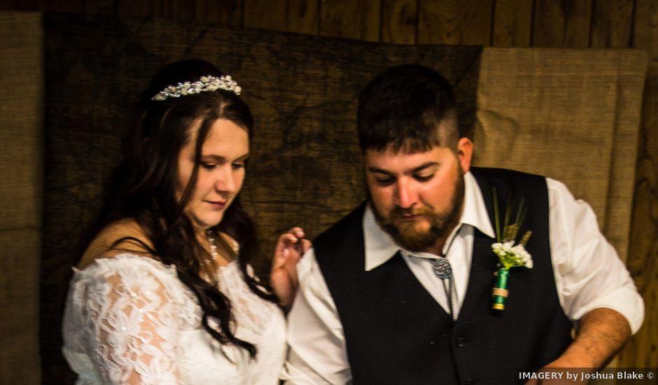 Cody and Sabrina's Wedding in Kaplan, Louisiana