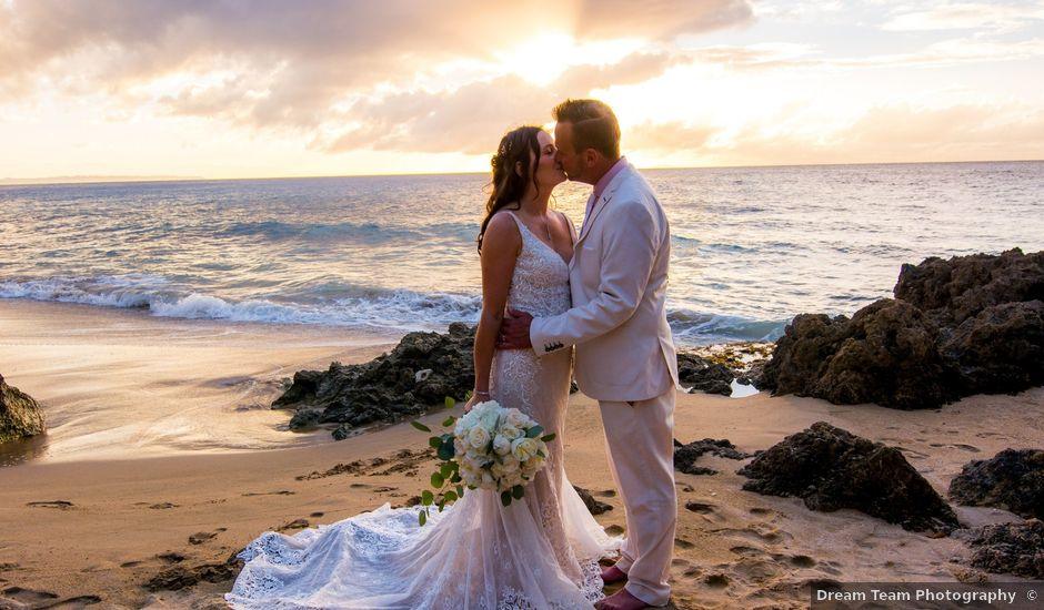 Tony and Heather's Wedding in Aguadilla, Puerto Rico