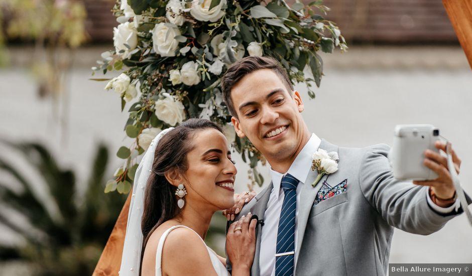 Clayton and Julia's Wedding in Maitland, Florida