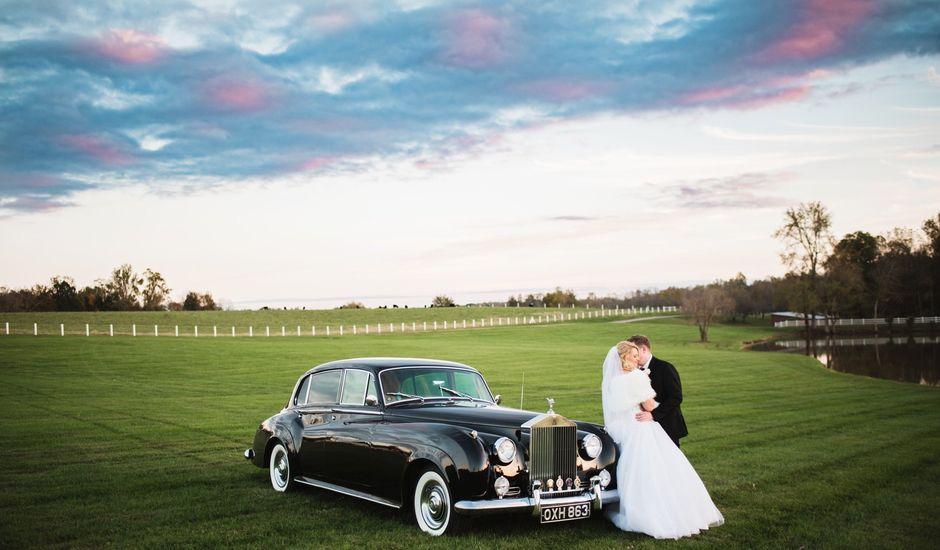 Dakota  and Meredith 's Wedding in Trinity, North Carolina