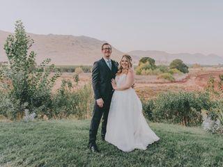 The wedding of Brittney and Joseph