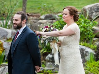 The wedding of Benjamin and Alison 3