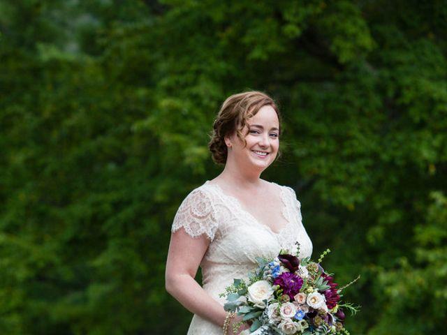 Alison and Benjamin's Wedding in Hendersonville, North Carolina 1