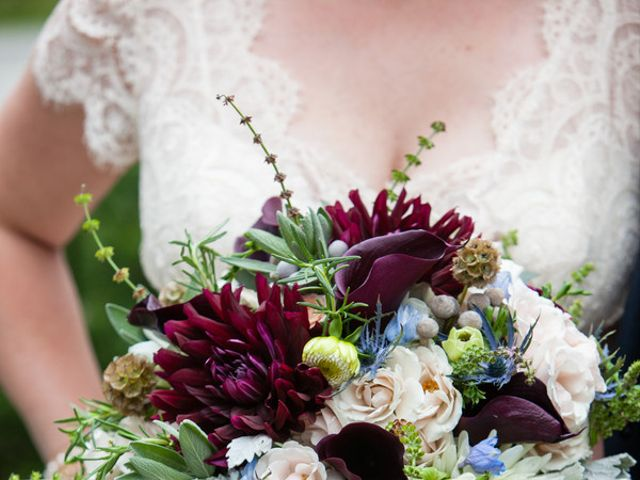 Alison and Benjamin's Wedding in Hendersonville, North Carolina 2