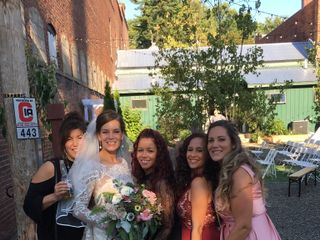 The wedding of Justin  and Brittany  3