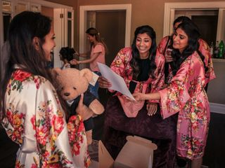 The wedding of Saloni and Brian 1